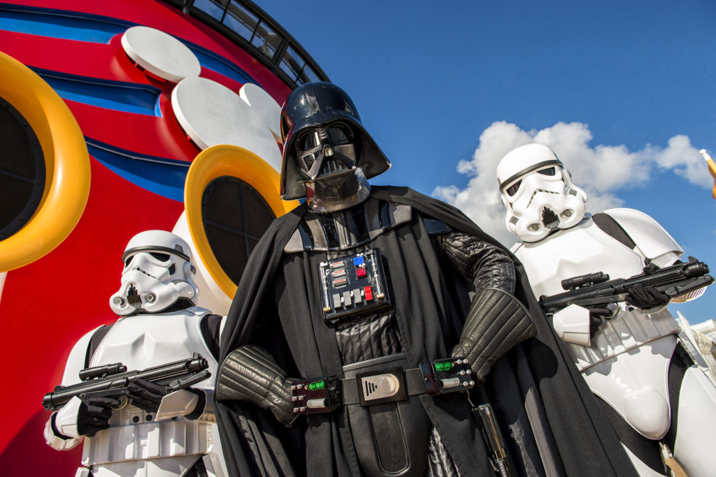 Star Wars en Disney Cruise