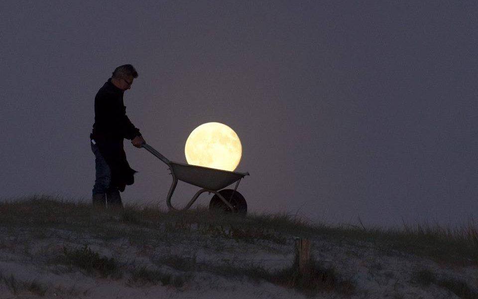 luna llena nacimientos