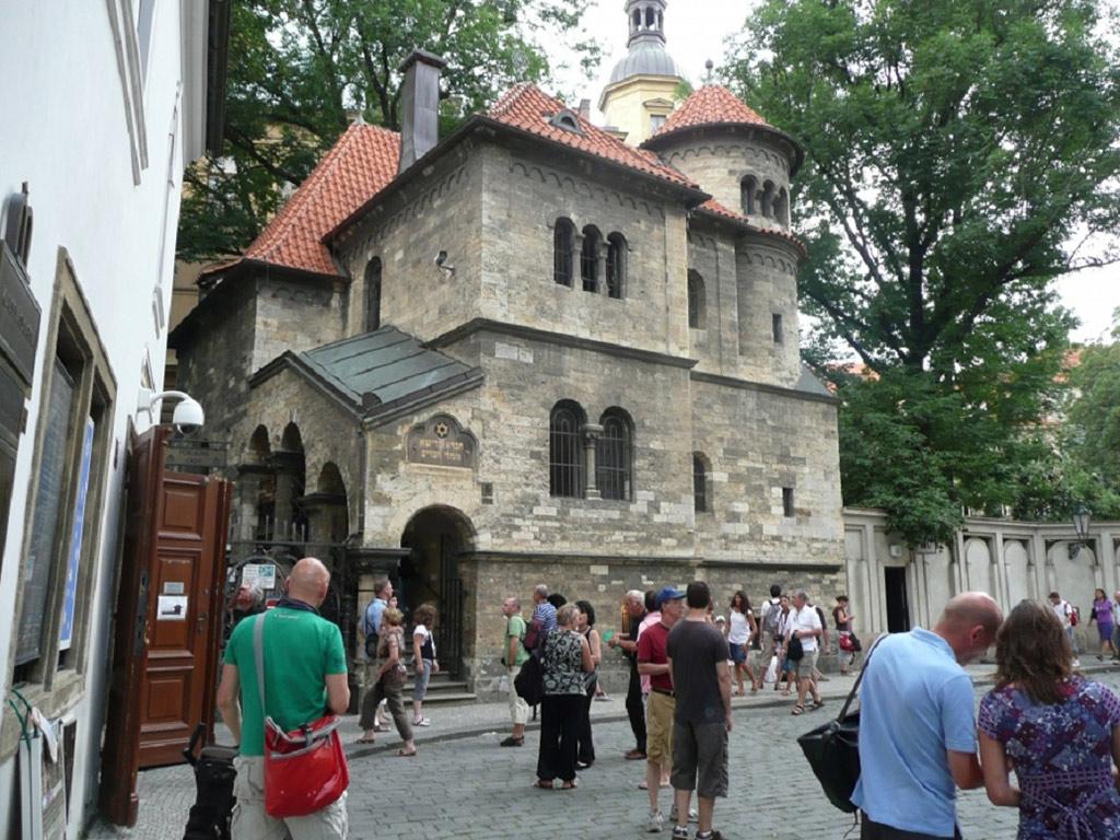 Praga Barrio Judio