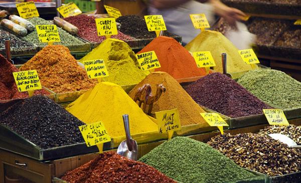 bazar de especias estambul