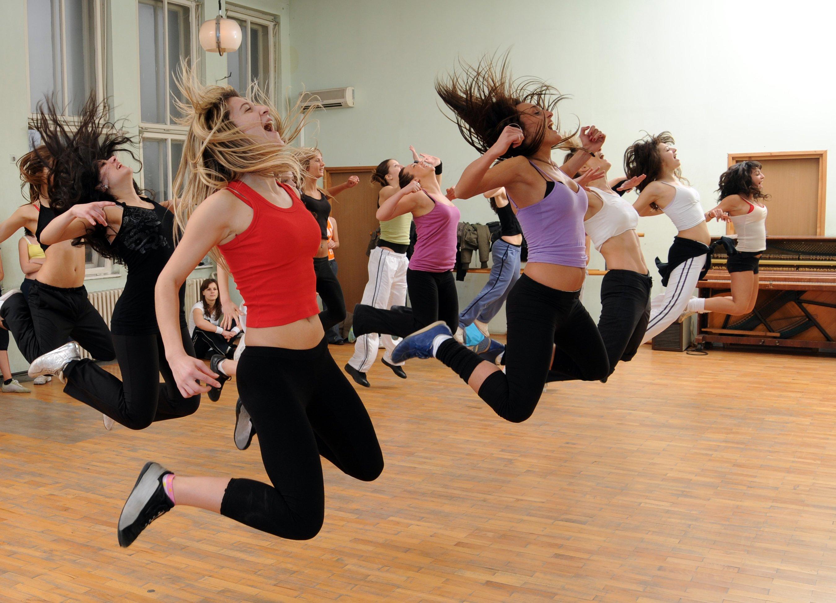 fitness dance
