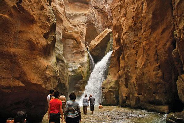 Wadi-Mujib-Jordania