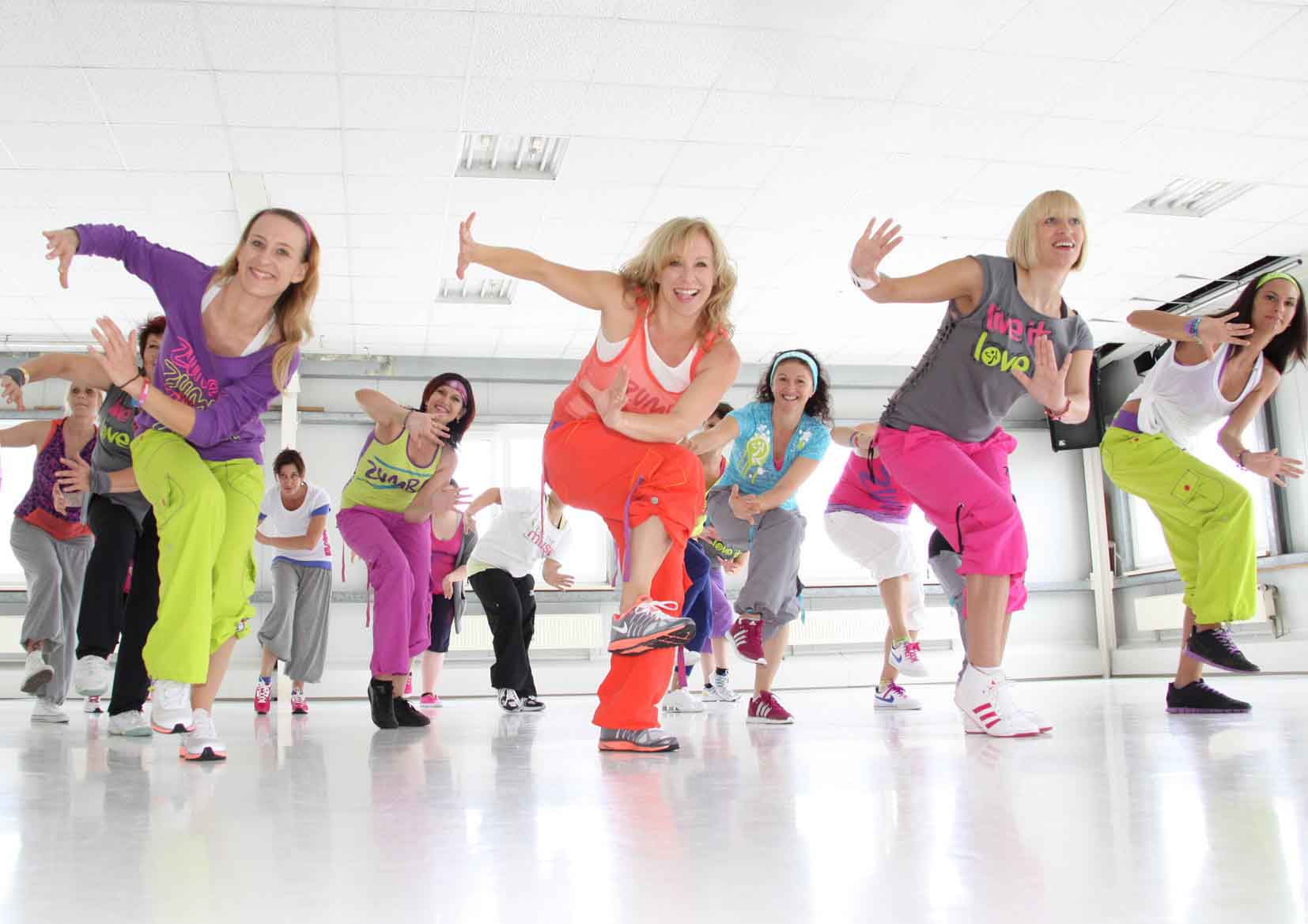 zumba fitness baile