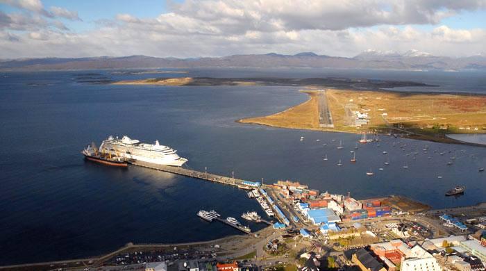 cruceros a Ushuaia