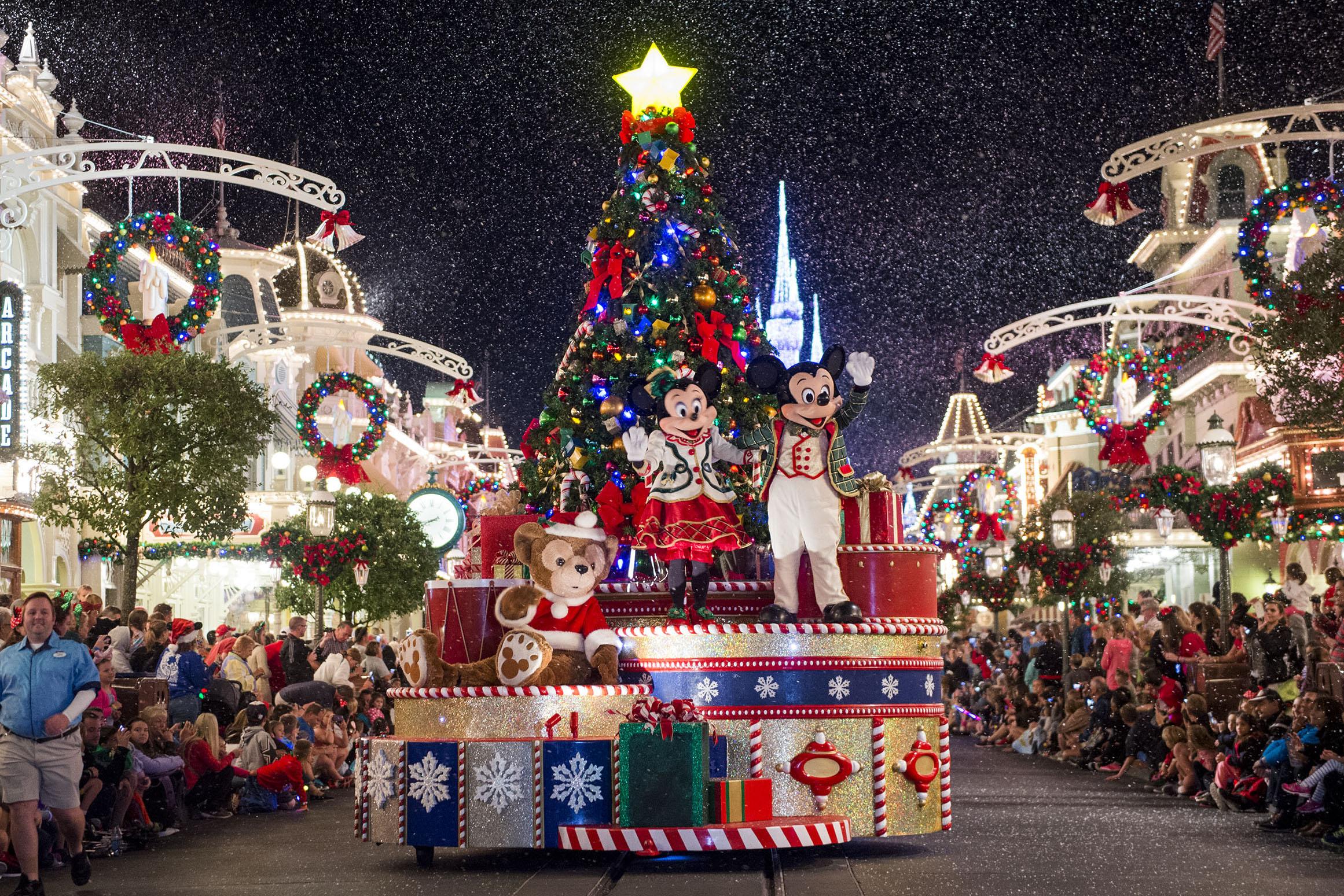 Walt Disney World Resort / Navidad mágica