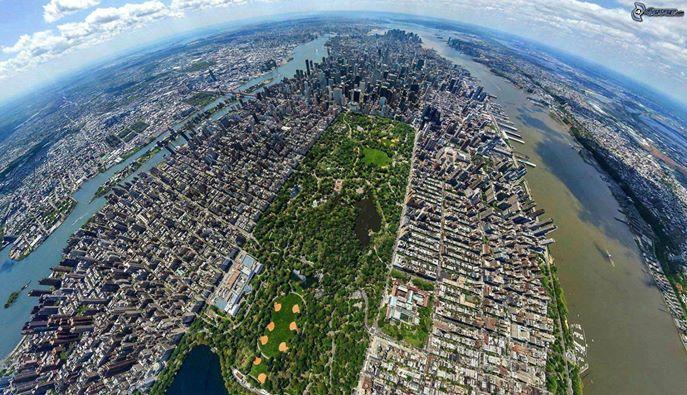 Nueva york con poca plata