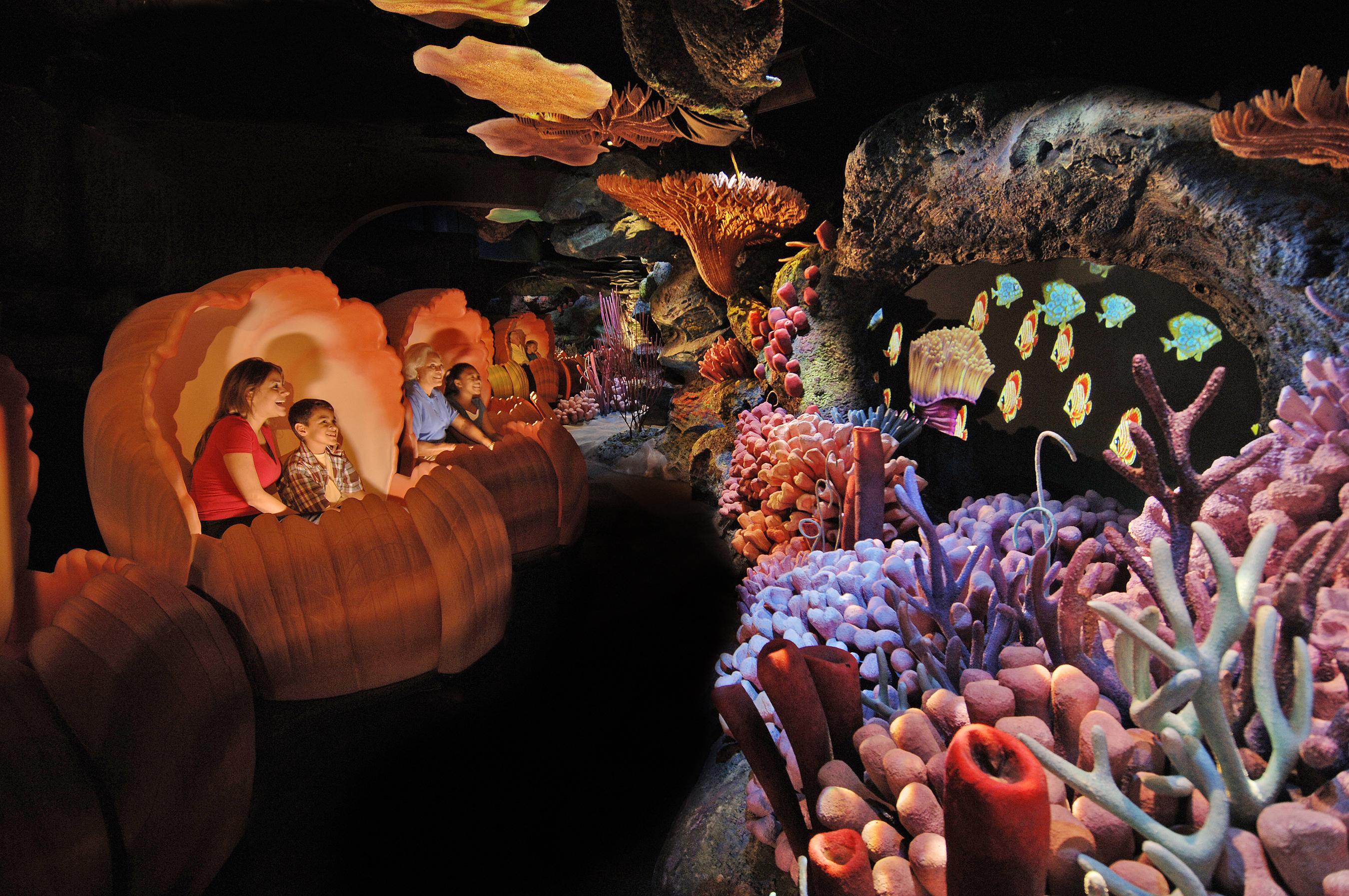 Walt Disney World / Buscando a Nemo