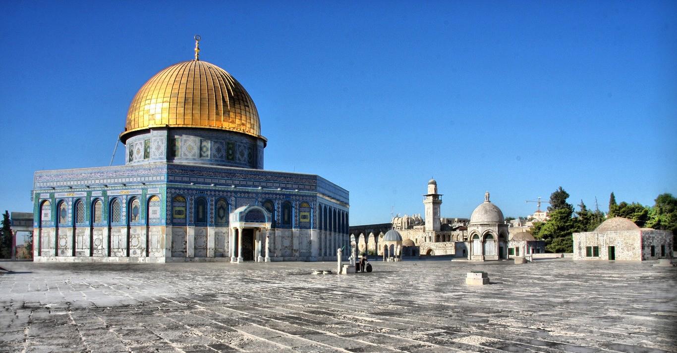 Mezquita de Jerusalen