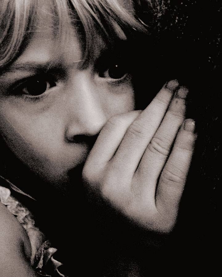 miedo en la infancia