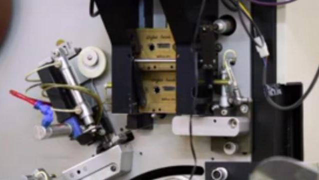 Fábrica de cassettes