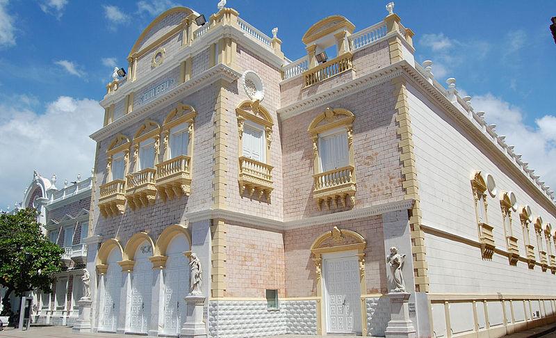 cartagena arquitectura colonial