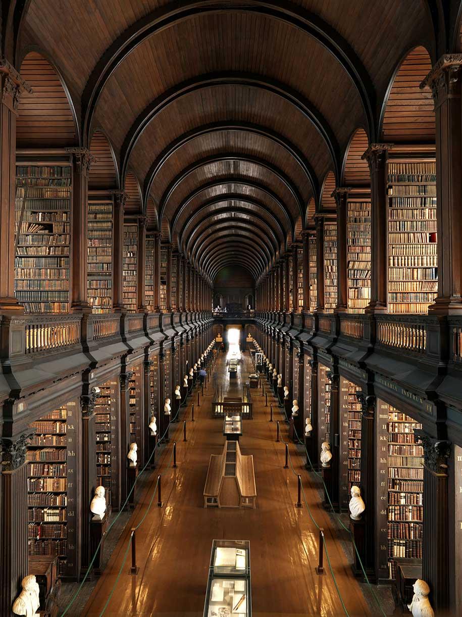 Biblioteca del Trinity College Dublin