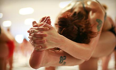 Bikram Yoga como se practica