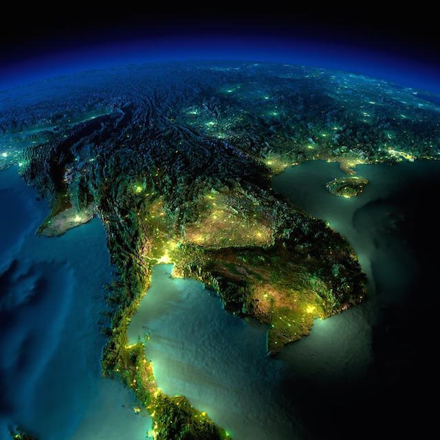capital de tailandia