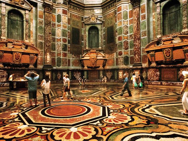 Cappella dei Principi Florencia