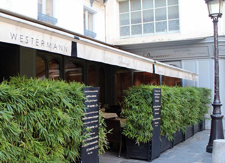 Drouant 18-16 Rue Gaillon