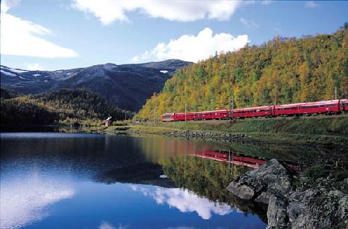 El tren de Berge (Noruega)