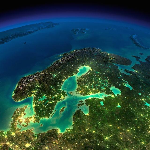 El Planeta en foco: increíbles fotografías nocturnas de la