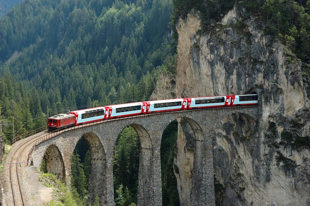 Glacier Express (Suiza)