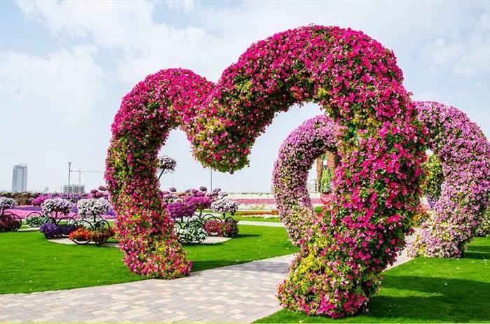 Hermosos y famosos jardines para ver por el mundo buena for Ver fotos de jardines