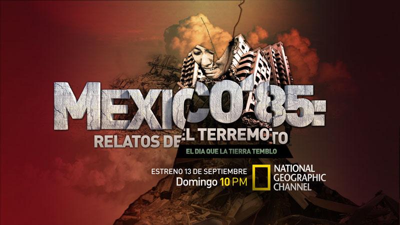 México 85. Nat Geo