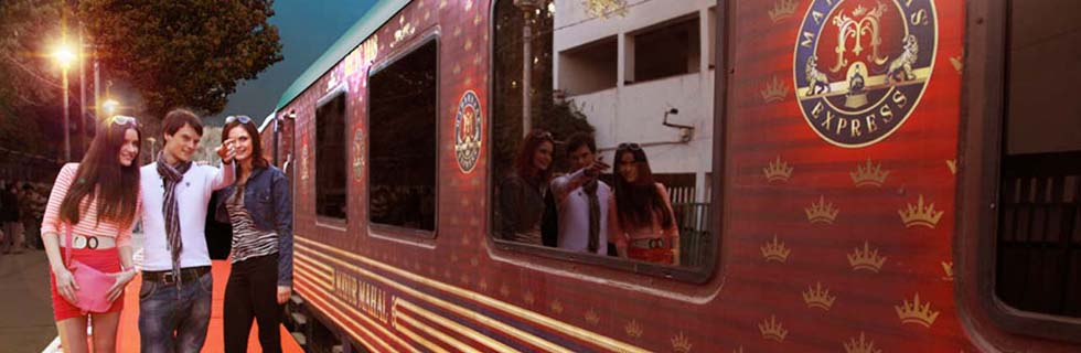 Maharajás Express (India)