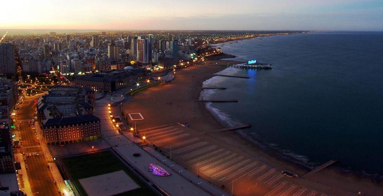 Mar del Plata en invierno