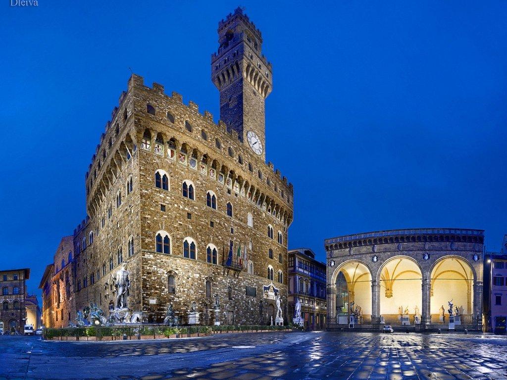 Palacio de Vecchio Florencia