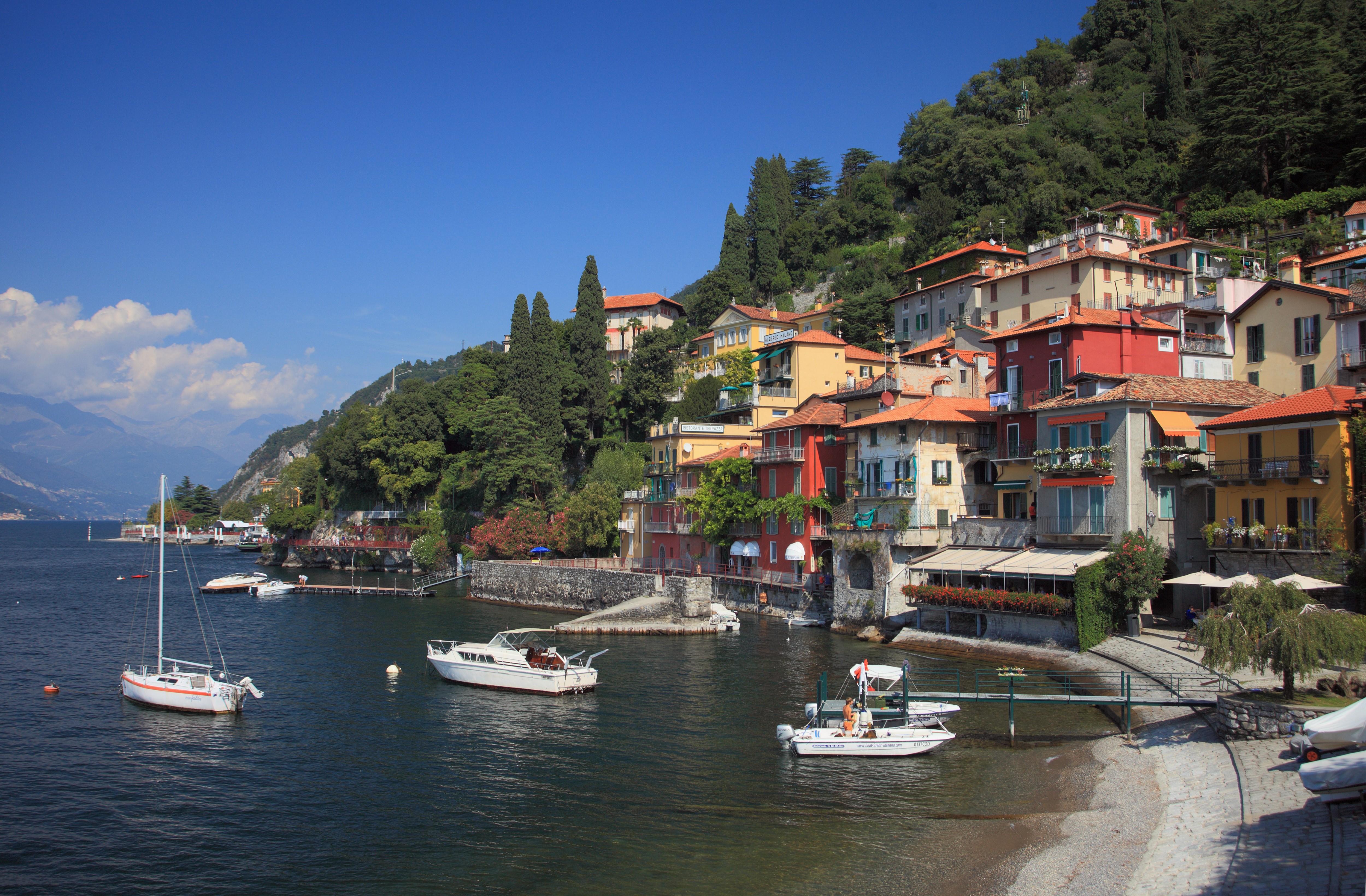 Lago di Como Varenna