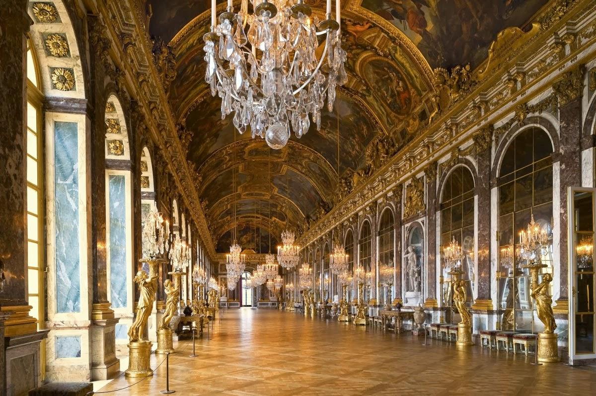 Resultado de imagen de palacio versalles