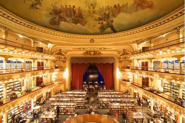 Librería Ateneo Buenos Aires
