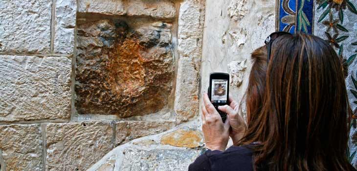 Via Crusis en Jerusalen