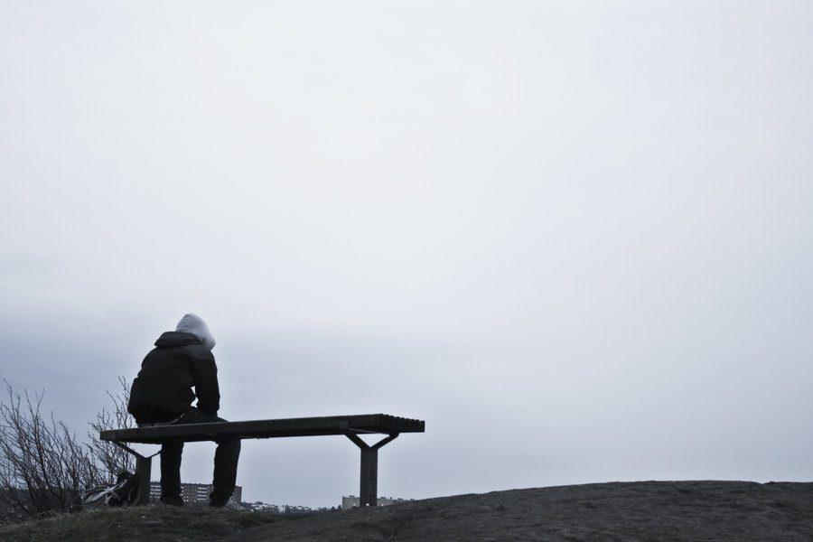 la soledad enferma