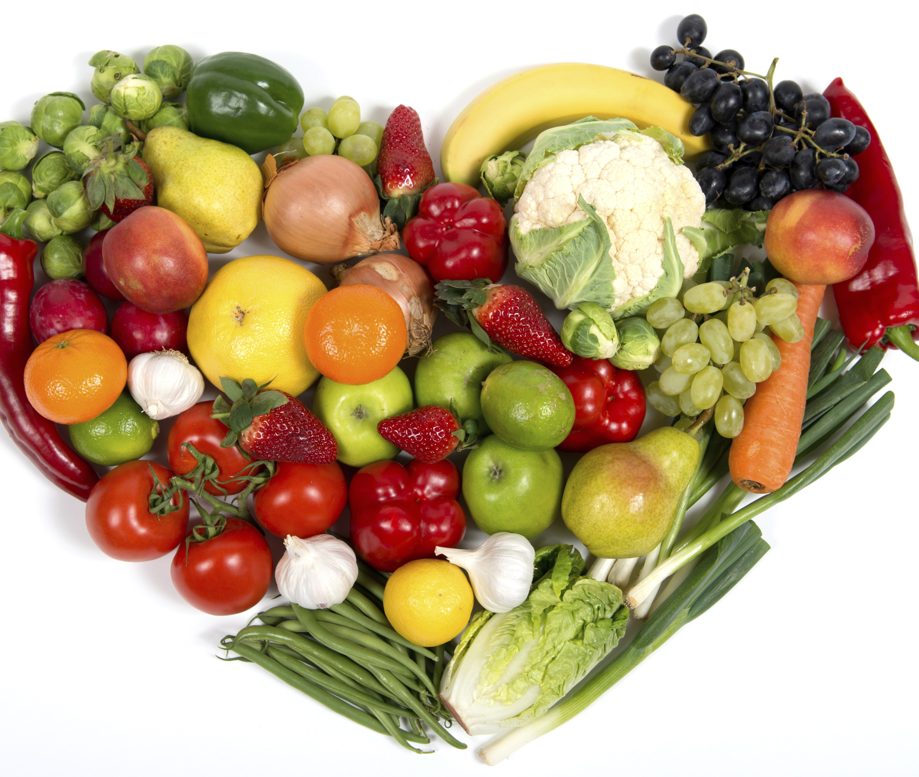 corazon y nutricion