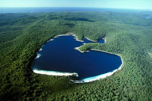 lago McKenzie Australia