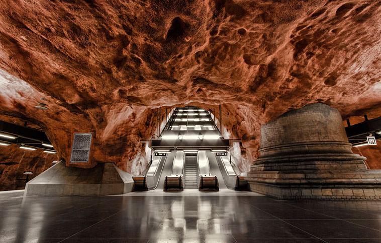 Metro Estocolmo