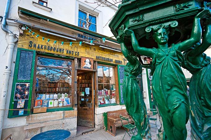 Shakespeare & Co. libreria de paris
