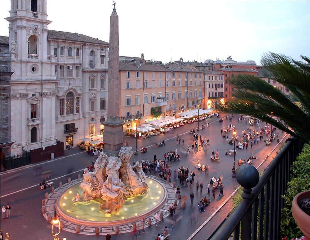 Plaza Navona Roma