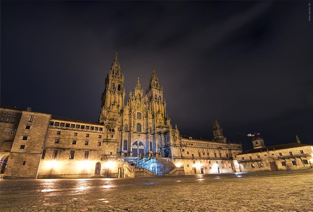 Galicia santiago de compostela cuna de peregrinaci n buena vibra - La casa del libro santiago de compostela ...
