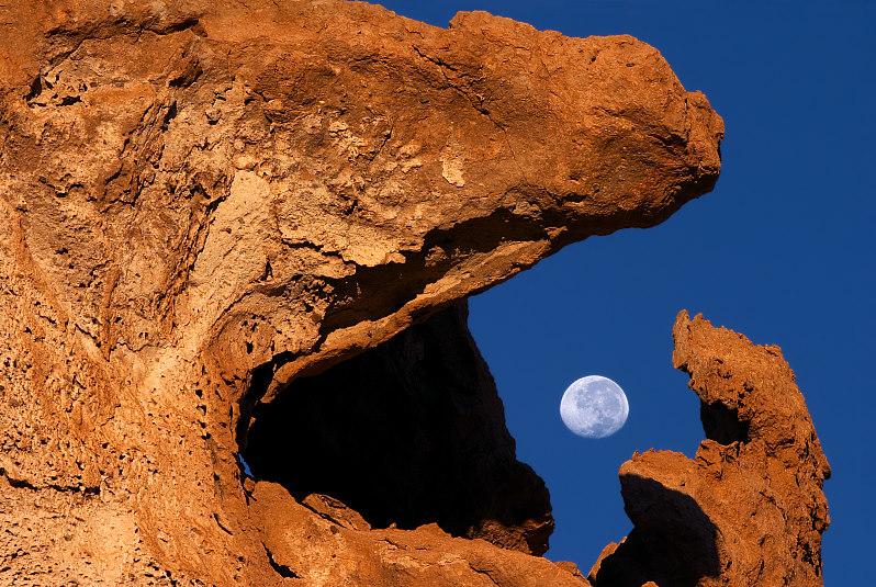 Valle de la Luna. San Juan