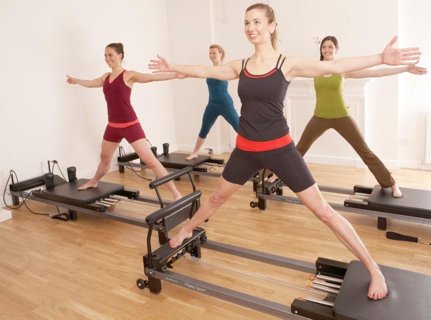 elongar con pilates