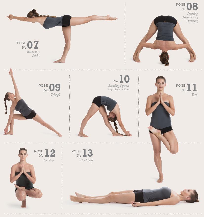 vi tilbyder bikram yoga