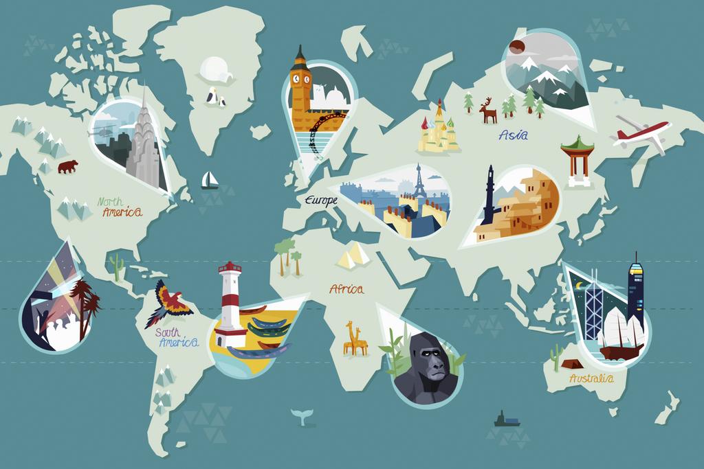 Viajar Al Extranjero La App De Moda Para Viajar Por Europa: Los Diez Mejores Destinos Del Mundo Para Viajar En 2016