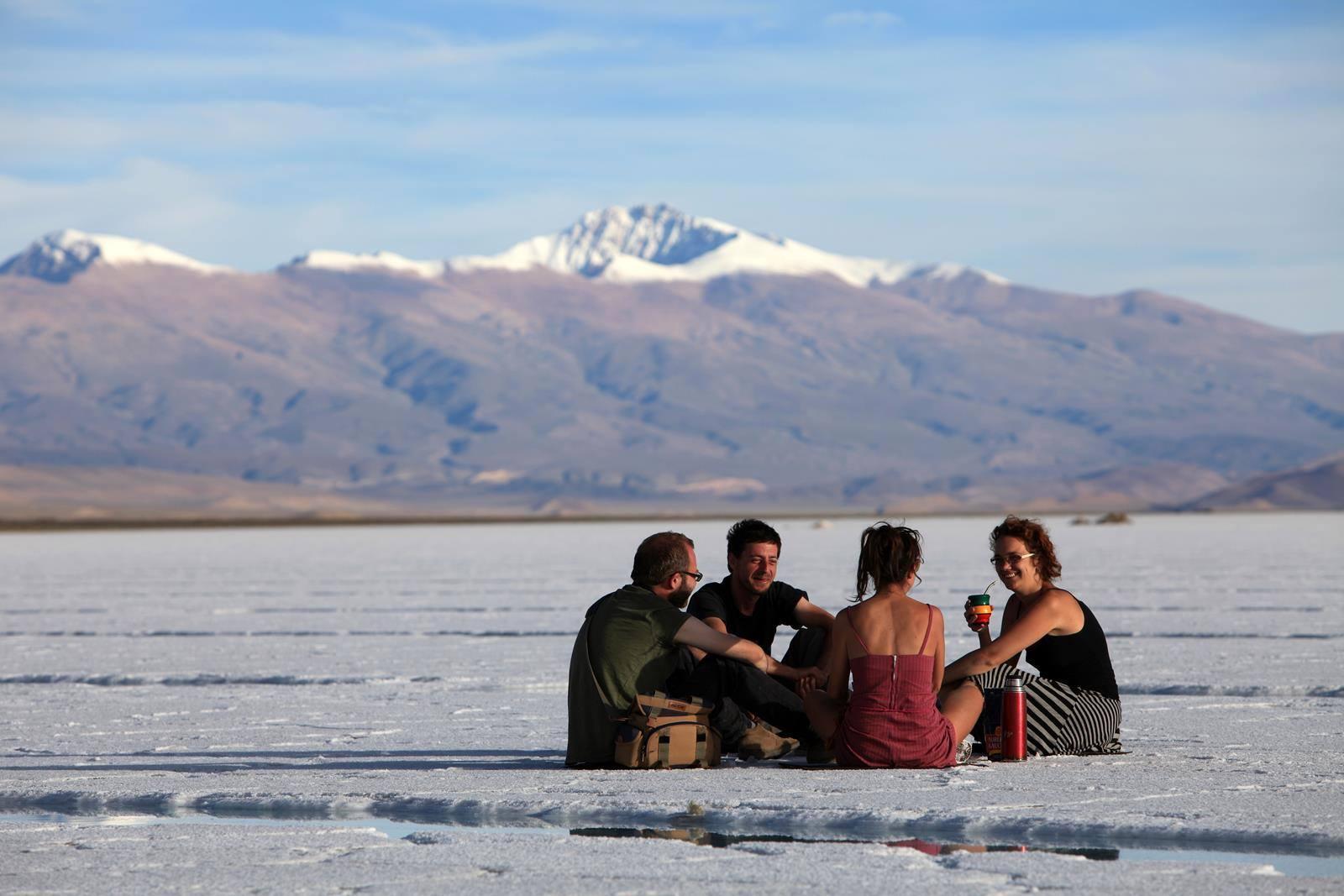 Adn argentino 20 postales te muestran el sur del sur for Mundo del espectaculo argentino
