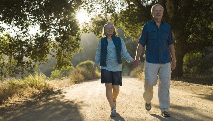 pareja / adultos mayores