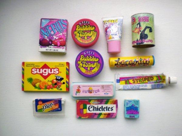 recuerdos infancia