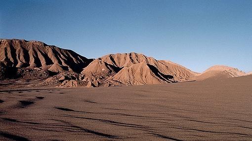 """El """"look"""" habitual del desierto"""