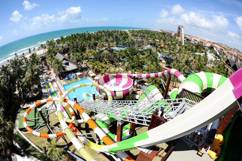 Beach Park Fortaleza Brasil