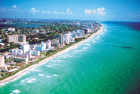 Miami playas