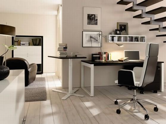 diseño moderno para home office